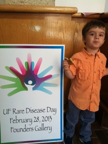 Creed comes to UF to celebrate Rare Disease Day